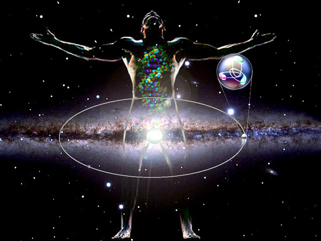 a real theory of everything the electric universe