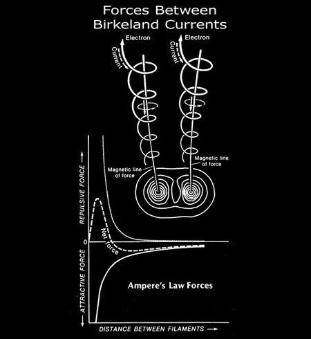 Birkeland current forces