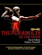 Cover, Thunderbolts of the Gods