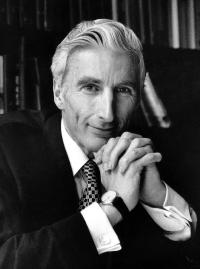 Sir Martin Rees, the Astronomer Royal.