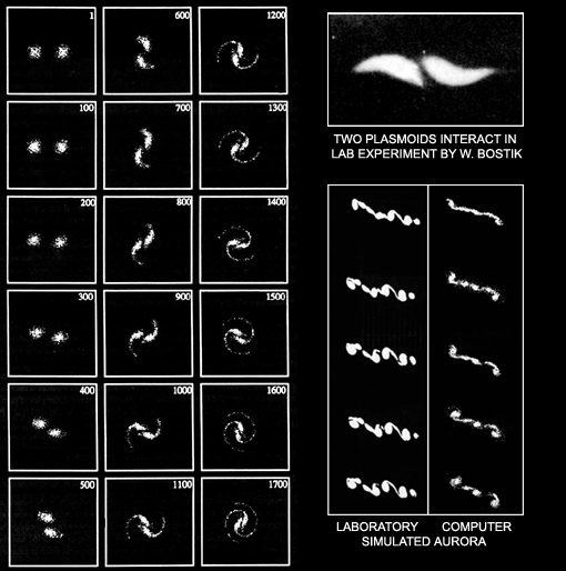 How Spiral Galaxies Are Formed - Pics about space