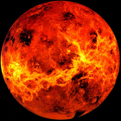 The Shiny Mountains of Venus – holoscience.com | The ELECTRIC UNIVERSE®