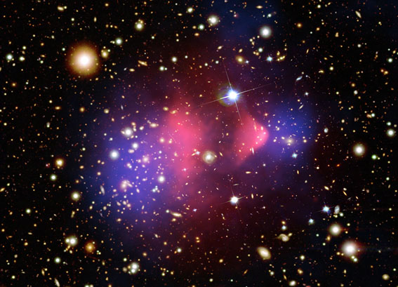 So-called proof of dark matter